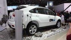 BYD S6DM รถ SUV ไฮบริดเบนซิน-ไฟฟ้าจากจีน เปิดตัวครั้งแรกที่ Detroit Auto Show