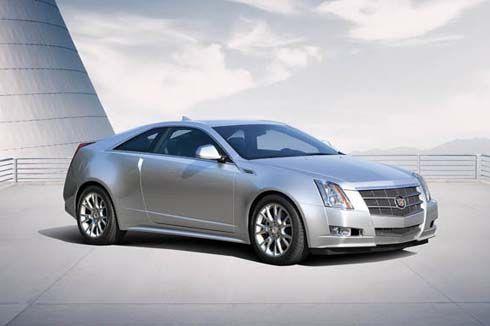 Cadillac CTS Coupe รุ่นปี 2011 ลงตลาดก่อนแผน ยึดโชว์รูมทั่วอเมริกาต้นสิงหาคมนี้