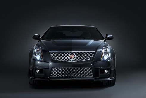 Cadillac CTS-V Black Diamond Edition รุ่นพิเศษ หรูดำประกายเพชร มี 3 ทรงให้เลือก