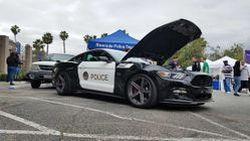โจรขาซิ่งถึงกับร้อง !! ถ้าเจอ Ford Mustang พลัง 730 แรงม้า ของกรมตำรวจ แคริฟอร์เนีย