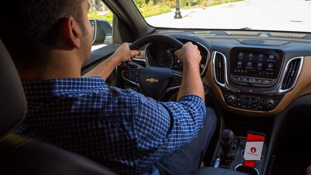 แอพสุดเจ๋ง ห้ามใช้มือถือขณะขับรถ จาก Chevrolet