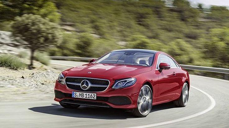 [Car in Focus] Mercedes-Benz E-Class Coupe นิยามใหม่การผสานสไตล์และสปอร์ต