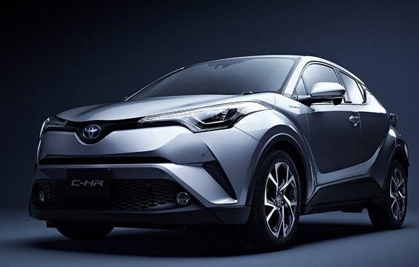 [Car in Focus] ทำความรู้จัก Toyota C-HR ก่อนเปิดตัวทำตลาดเมืองไทย