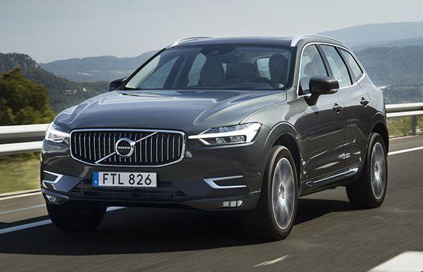 [Car in Focus] Volvo XC60 ผู้นำเอสยูวีด้านการออกแบบและความปลอดภัย
