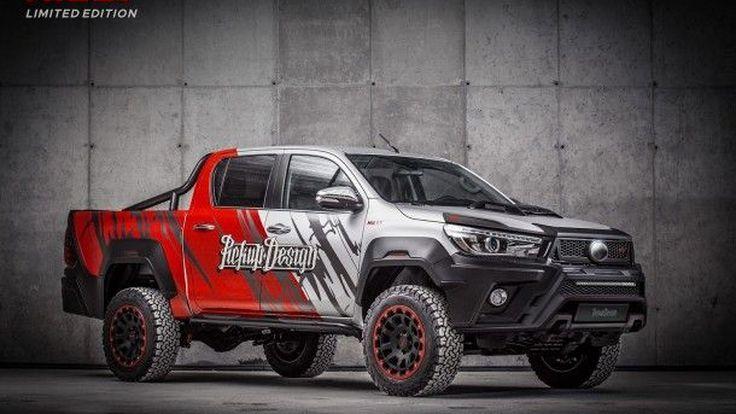 Carlex Design จากโปแลนด์ อวดโฉมชุดแต่งใหม่ เนรมิตร Toyota Hilux REVO เพิ่มเติมความดุดันมากขึ้น