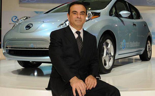 """Carlos Ghosn เตรียมขึ้นเป็นซีอีโอ """"Mitsubishi"""""""