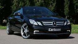 Carlsson แต่งเบา Mercedes-Benz E-Class Coupe ปี 2009 รถคูเป้หรู 4 ที่นั่ง