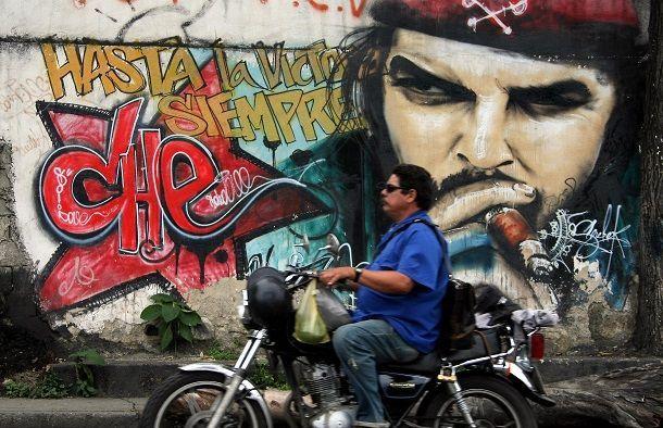 ลูกชาย Che Guevara จัดทริปมอเตอร์ไซค์ตามรอยความหลงใหลของพ่อในคิวบา