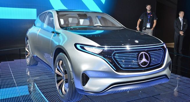 """Chery ฟ้องร้อง Mercedes-Benz หลังใช้ชื่อ """"EQ"""" คล้ายกัน"""