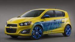 Chevrolet ส่ง Sonic – Cruze นำทัพรถแต่งโชว์ตัวที่ลาสเวกัส