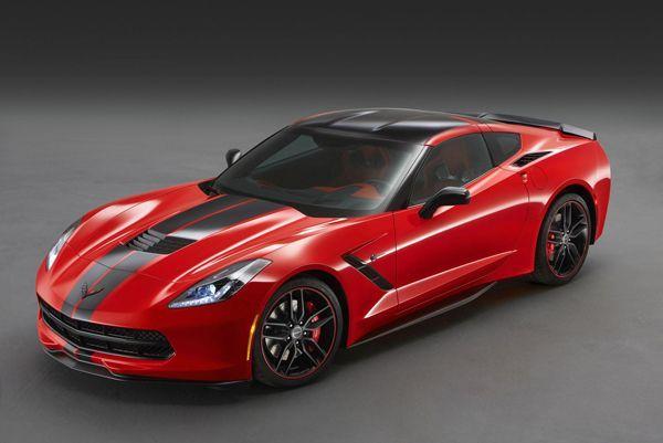 Chevrolet เปิดตัว Corvettes Stingray แต่งเตะตาสามรุ่นที่งาน SEMA Show
