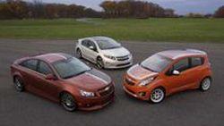 Chevrolet เวอร์ชั่น Z-Spec ของ Cruze, Volt และ Spark อวดโฉมที่ SEMA Show