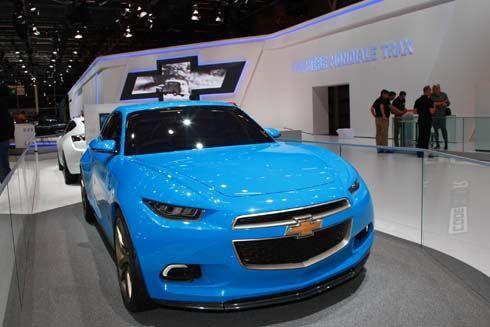 เปิดตัวเพียบ! Chevrolet ขนทัพรถใหม่ สู่งาน Paris Motor Show 2012