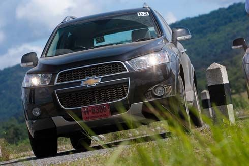 Chevrolet ทุบสถิติยอดขายรวมทั่วโลกในไตรมาสแรก เติบโตสูงกว่าอัตราเฉลี่ย