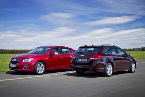Chevrolet ประกาศแผนเปิดตัวรถเจนเนอเรชั่นใหม่และรุ่นปรับโฉมจำนวน 13 รุ่นปีหน้า