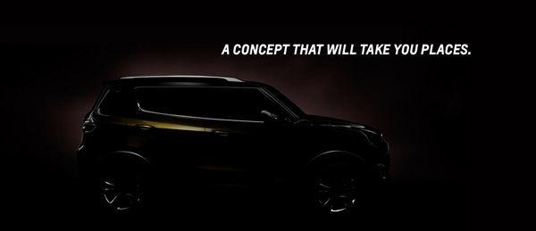 ทีเซอร์ Chevrolet Adra ครอสโอเวอร์รุ่นต้นแบบ คู่แข่ง Ford EcoSport
