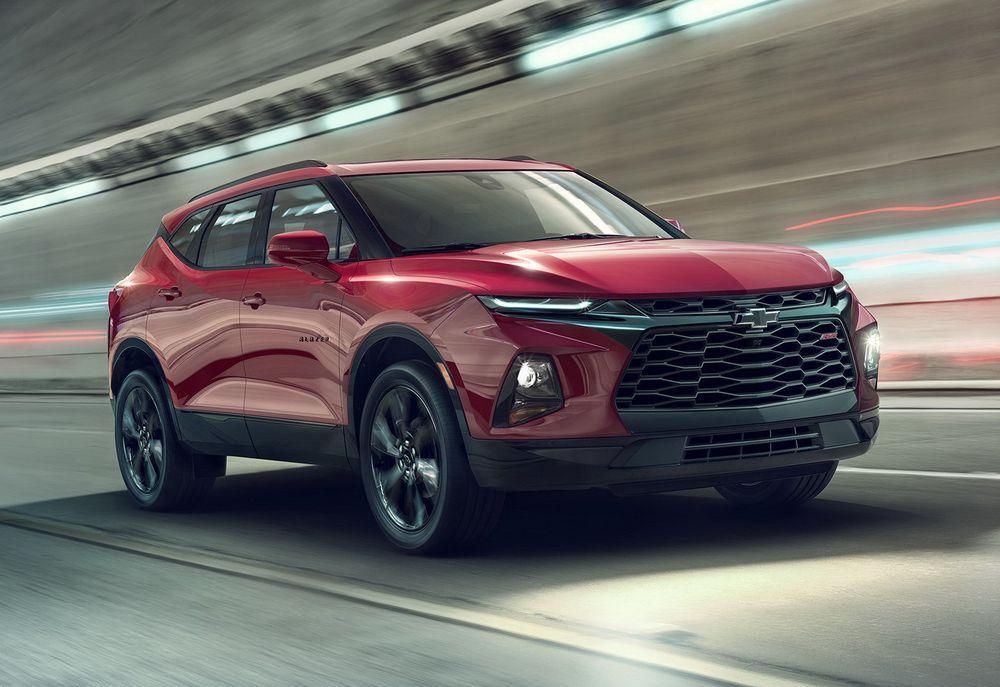 2019 Chevrolet Blazer เปิดตัวที่ 9.8 แสนบาท ท็อปสุดในรุ่น 1.5 ล้านบาท (ไม่รวมภาษี)