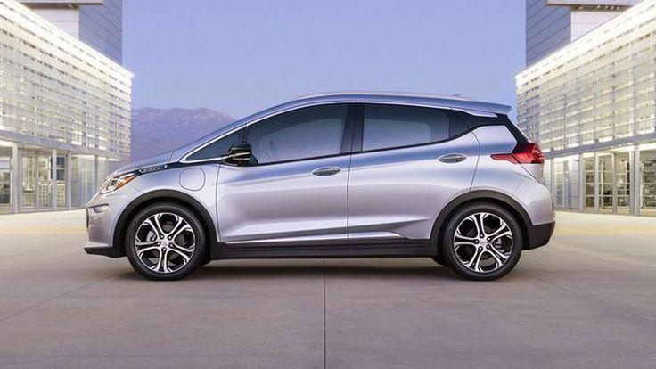 เผย Chevrolet Bolt รูปทรงเทอะทะ ความลู่ลมแย่กว่า Volt และ Toyota Prius