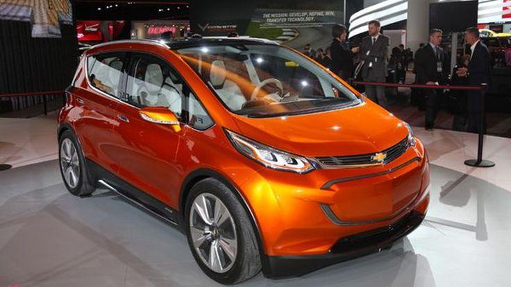 Chevrolet Bolt เตรียมขึ้นสายการผลิตในมิชิแกนปีหน้า