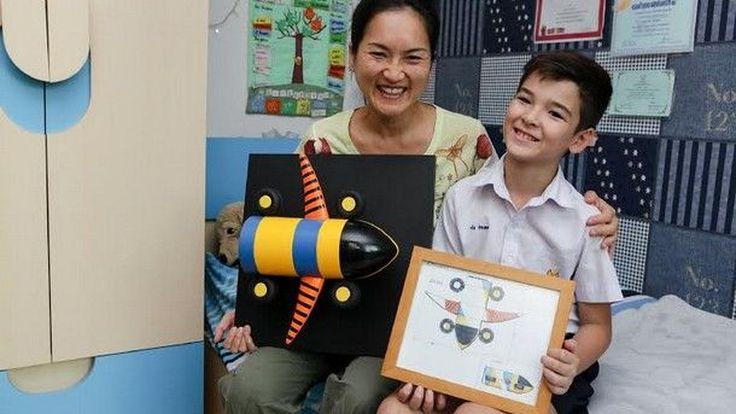 เชฟโรเลตสร้างรถโมเดลสามมิติ สานความฝันสูงสุดของเด็กไทย
