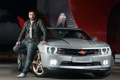 Chevrolet Camaro 2011 หล่อนอกไม่พอ ขอแต่งในเป็นพิเศษ Vilner จัดให้ทันที
