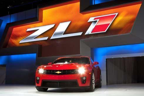 แรง! Chevrolet Camaro ZL1 ทำความเร็วระยะควอเตอร์ไมล์ได้ที่ 11.93 วินาที
