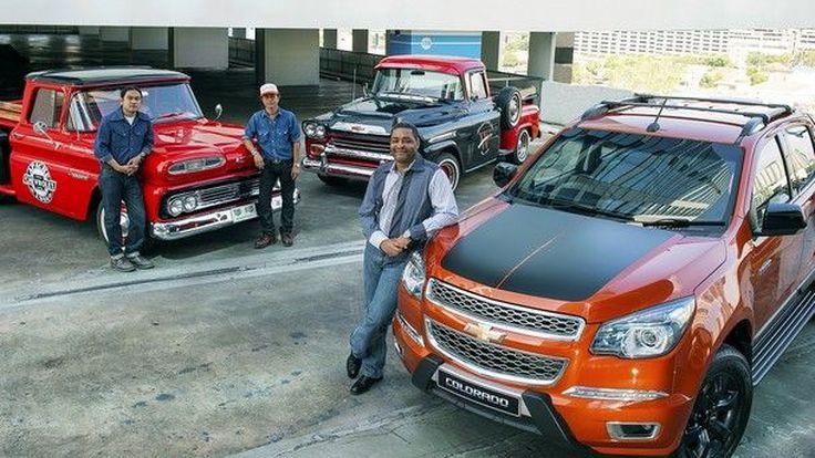 เปิดตำนานรถกระบะคลาสสิก รถกระบะที่แข็งแกร่งและทนทานของเชฟโรเลตสร้างเสน่ห์ดึงดูดคนรักรถคลาสสิกในประเทศไทย