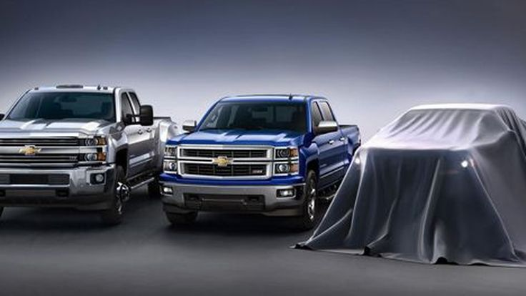 Chevrolet จ่อเปิดตัวกระบะพันธุ์แกร่ง 2015 Colorado รุ่นใหม่ลุยตลาดมะกัน