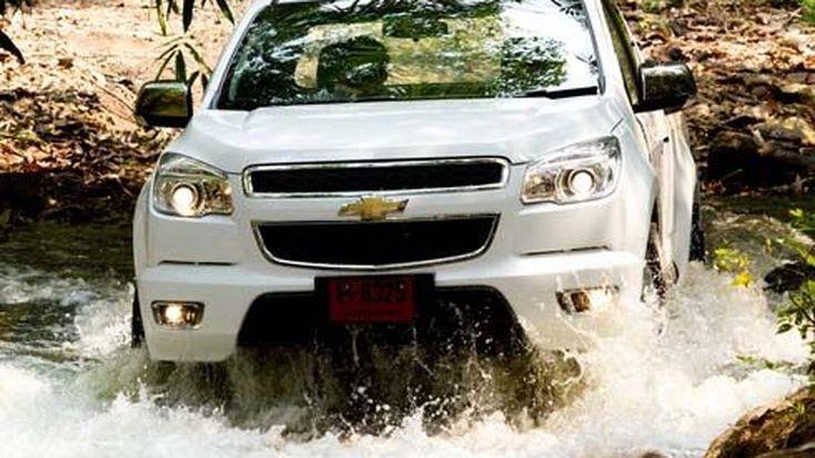 Chevrolet เตรียมส่งออก Colorado ลุยตลาดทั่วโลก พร้อมเพิ่มกำลังการผลิต