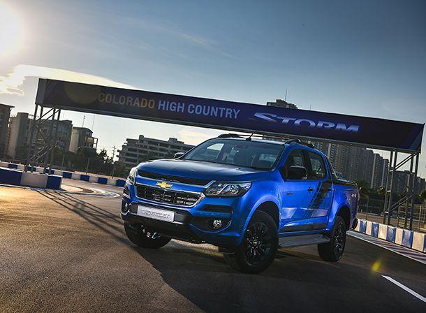 Chevrolet เผยโฉม Colorado High Country Storm รุ่นตกแต่งพิเศษจัดเต็มอุปกรณ์เสริม