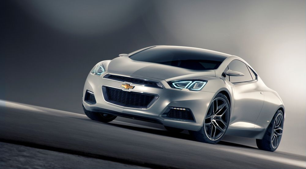 Chevrolet เตรียมอวดโฉมรถต้นแบบ Code 130R และ Tru 140S ที่งานมอเตอร์โชว์ 2013