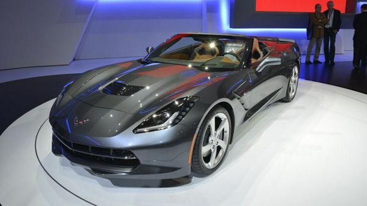 Chevrolet เล็งเดินเกมการตลาด Corvette Stingray ดึงลูกค้าจาก Porsche 911