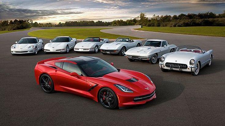Chevrolet Corvette ขุมพลังวางกลางลำอาจเปิดตัวปี 2018 ตามด้วยเวอร์ชั่นไฮบริด