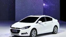[Auto China 2014] เปิดตัวแล้ว Chevrolet Cruze เจนเนอเรชั่นใหม่ ลงตัวกว่าเดิม