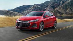 ชมภาพ 2019 Chevrolet Cruze และ Spark รุ่นปรับปรุงใหม่ กับความสปอร์ตและดุดันมากยิ่งขึ้น