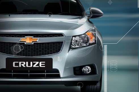 มาแรง! Chevrolet Cruze พร้อมอวดโฉมที่งาน Motor Expo 1 ธันวานี้ พร้อมทดลองขับผ่านเว็บ
