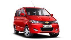 Chevrolet Enjoy เอ็มพีวีรุ่นใหม่ พัฒนาจากแบรนด์ Wuling เปิดตัวในอินเดีย