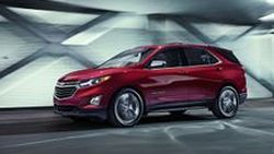 เปิดผ้าคลุม Chevrolet Equinox รุ่นใหม่ รีดน้ำหนักลงกว่า 180 กก.