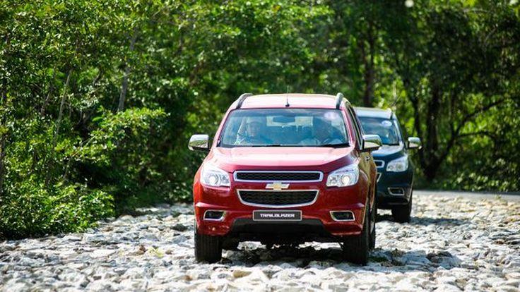 Chevrolet ยอดขายยังแกร่งทุบสถิติยอดขายสูงสุด เดือน ก.พ. 2556