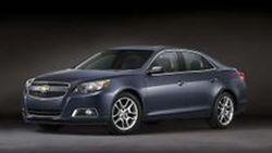 เปิดตัว Chevrolet Malibu ECO ปี 2013 ซีดานขนาดกลาง มาพร้อมระบบ eAssist
