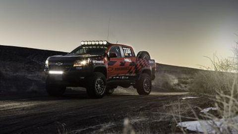 Chevrolet พร้อมชุดแต่ง Off-Road สำหรับรุ่น Colorado ZR2