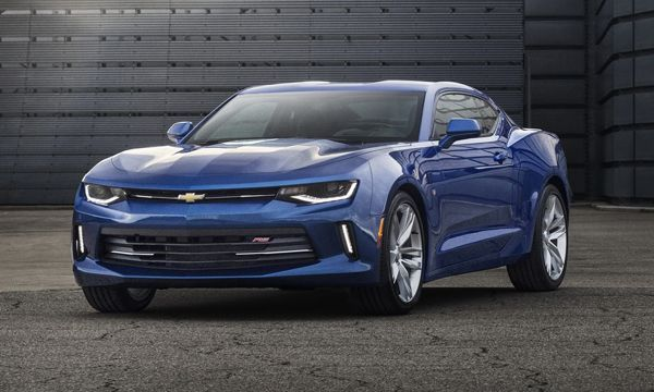 เผยโฉมแล้ว 2016 Chevrolet Camaro ขุมพลัง 455 แรงม้า