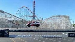 Chevrolet Sonic RS สร้างสถิติ กระโดดถอยหลังไกลที่สุดในโลก