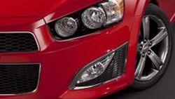 ใหม่ Chevrolet Sonic RS (Aveo RS) รุ่นปี 2013 ซิตี้คาร์สปอร์ตติดเทอร์โบชาร์จเจอร์