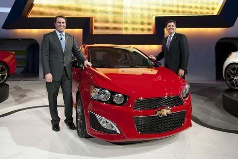จัดเต็ม! Chevrolet Sonic SS จ่อใช้ขุมพลัง 1.6 ลิตรเทอร์โบของ Opel