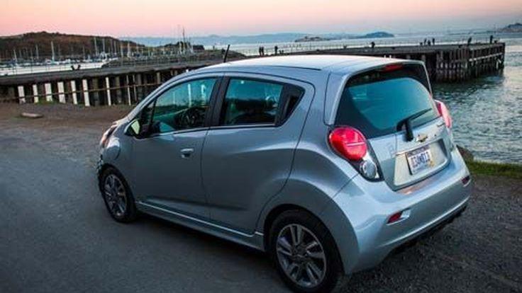 Chevrolet เผยโฉม 2014 Spark EV รถพลังงานไฟฟ้าอัตราเร่งสุดเร้าใจ