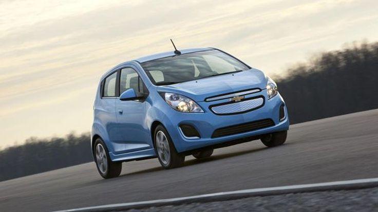 Chevrolet ฟุ้ง Spark EV ประหยัดระดับ 50.5 กม./ลิตร เหนือชั้นที่สุดในสหรัฐอเมริกา
