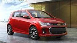 Chevrolet เตรียมยกเลิกทำตลาด Sonic และ Impala ในอเมริกา