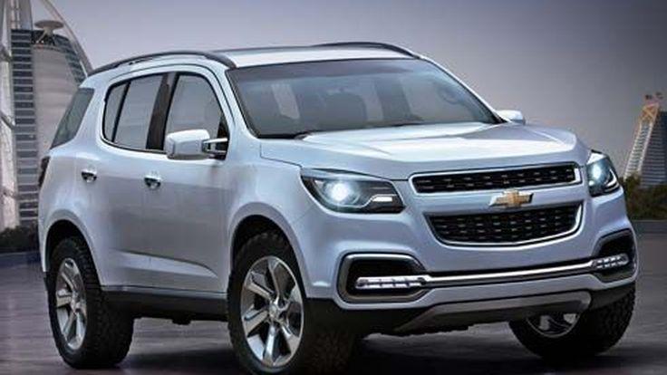 โผล่แล้ว Chevrolet Trailblazer SUV พันธุ์แกร่ง คนไทยได้ใช้ก่อนใครในโลก