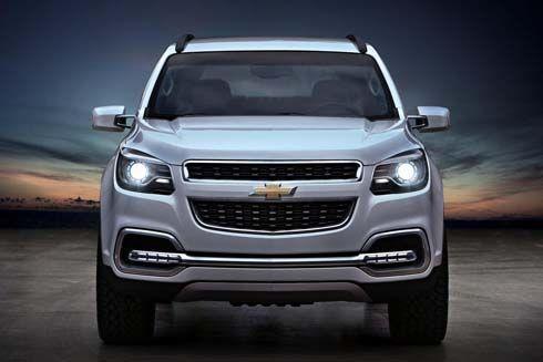 เปิดรายละเอียด Chevrolet Trailblazer พร้อมภาพใหม่เพิ่มเติมและคลิปวิดีโอ